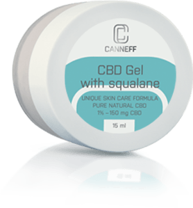 Canneff CBD gel